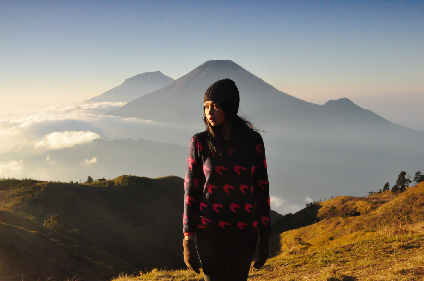 Prau Mountain, 2565 mdpl