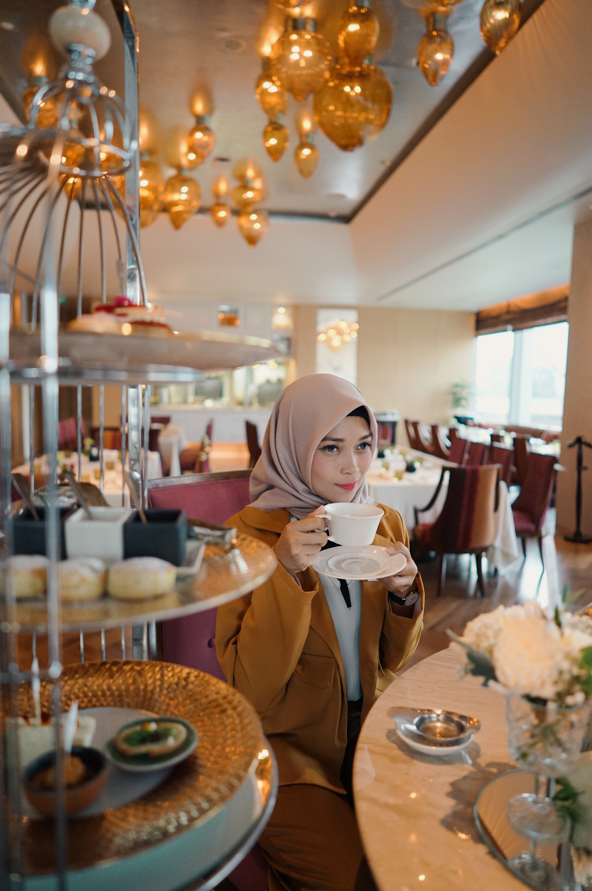 English Tea Heritage with British Council