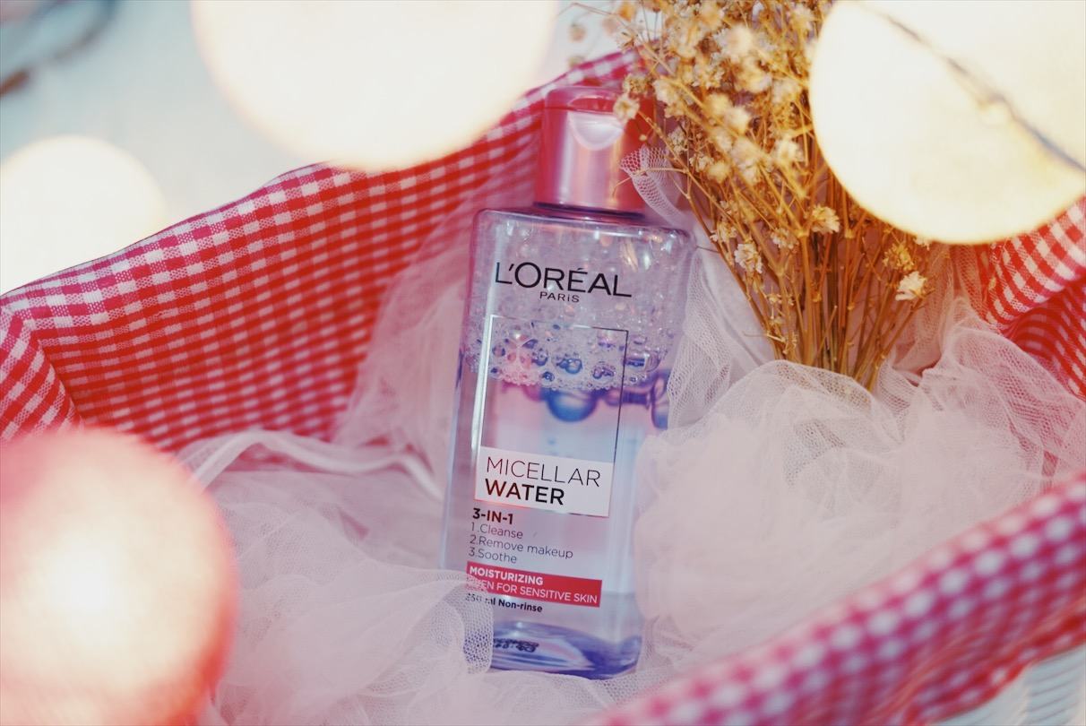 Current Favorite Micellar Water – L'oreal Paris