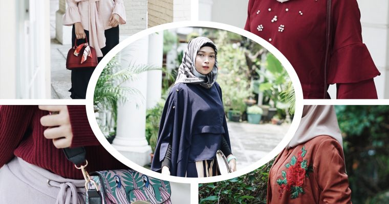 Tips Comfort Outfit wearing Hijab