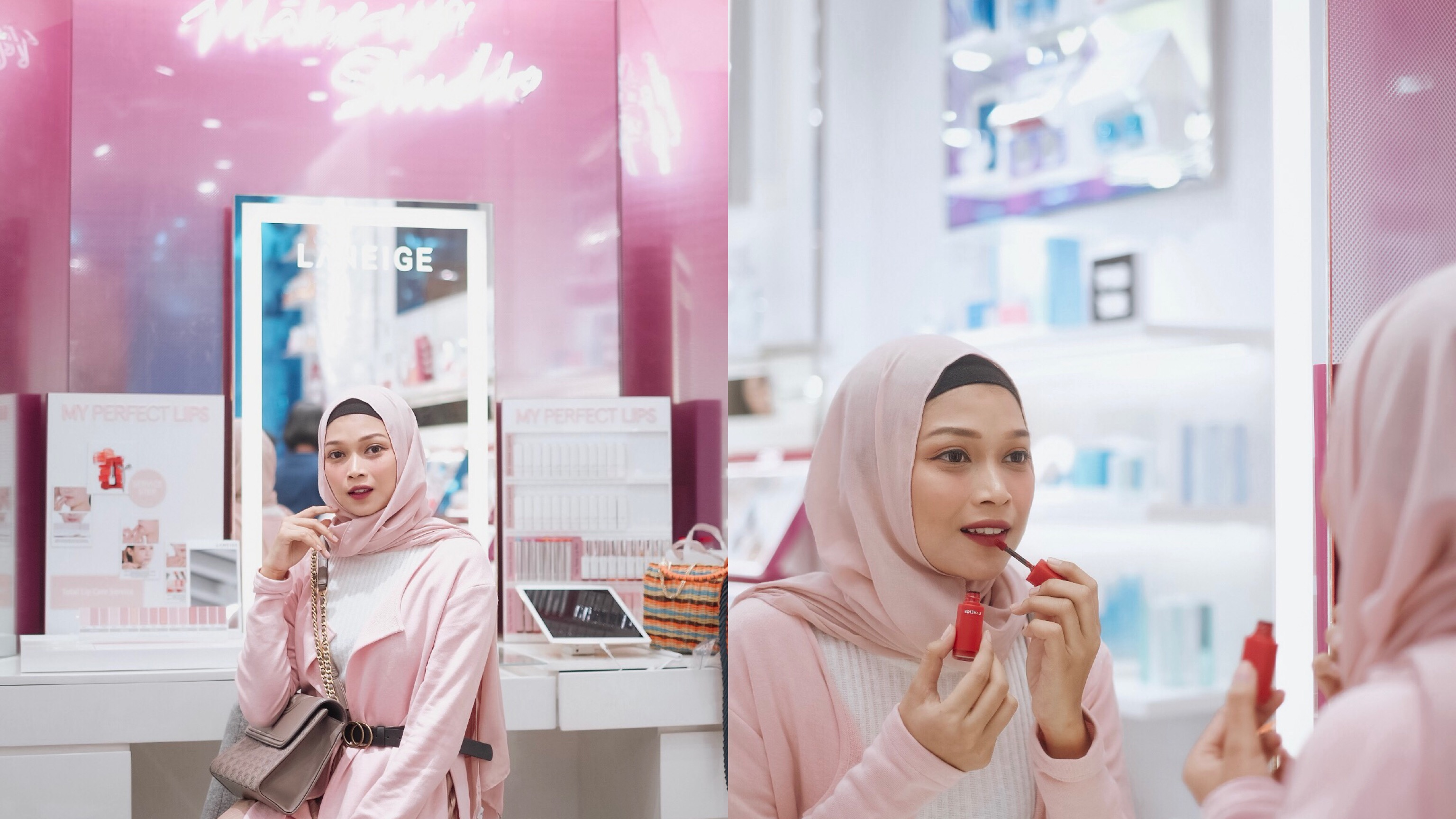 LANEIGE New Boutique Launching at Summarecon Mall Serpong
